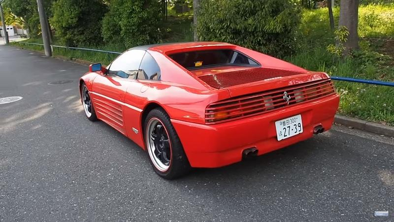 No, This Isn't a Kit Car, It's a 1995 Ferrari 348 GTS