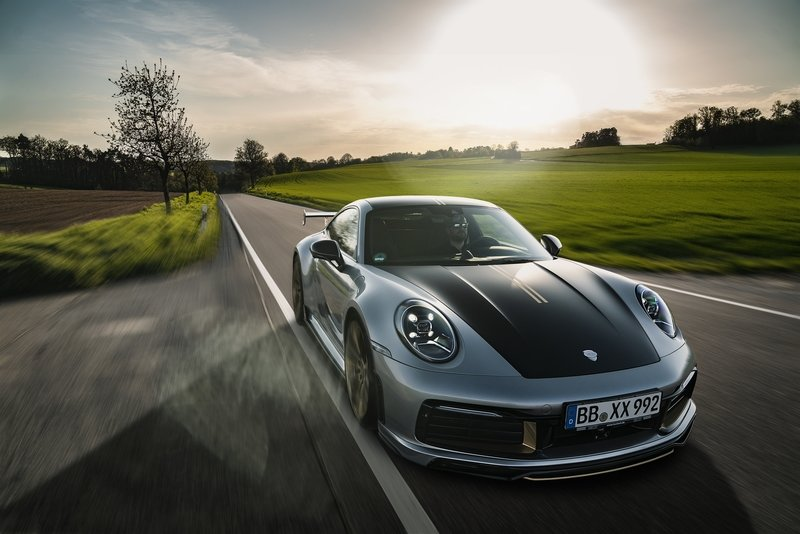 2020 Porsche 911 Coupe And Cabrio By TechArt