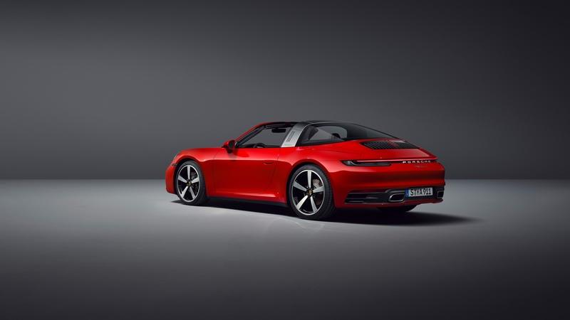 The 2021 Porsche 911 Targa 4S Is Obese Compared To the Original 911