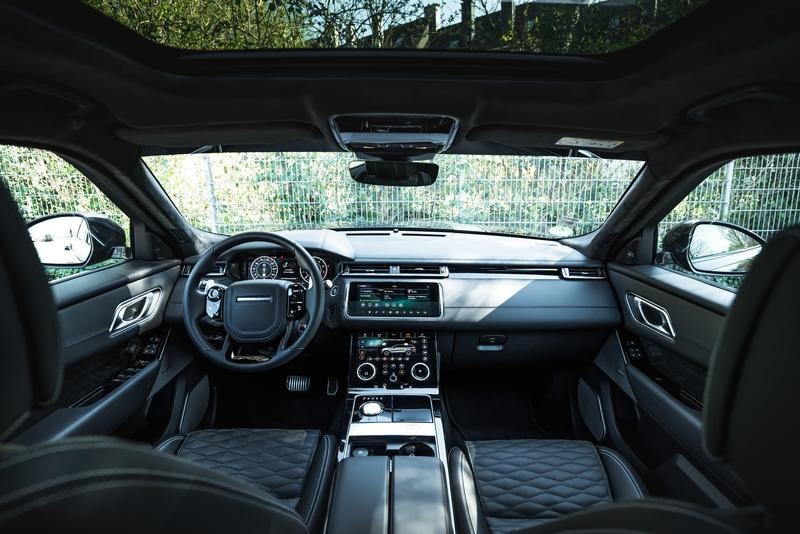 2020 Range Rover SVAutobiography Dynamic Edition SV600 By Manhart Performance