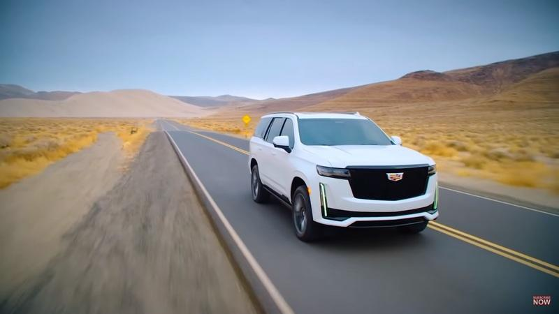 A New Video Showcases Every Aspect of the 2021 Cadillac Escalade