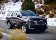 Inspector Gadget Style: Every Gizmo In the 2021 Cadillac Escalade, Detailed - image 907230