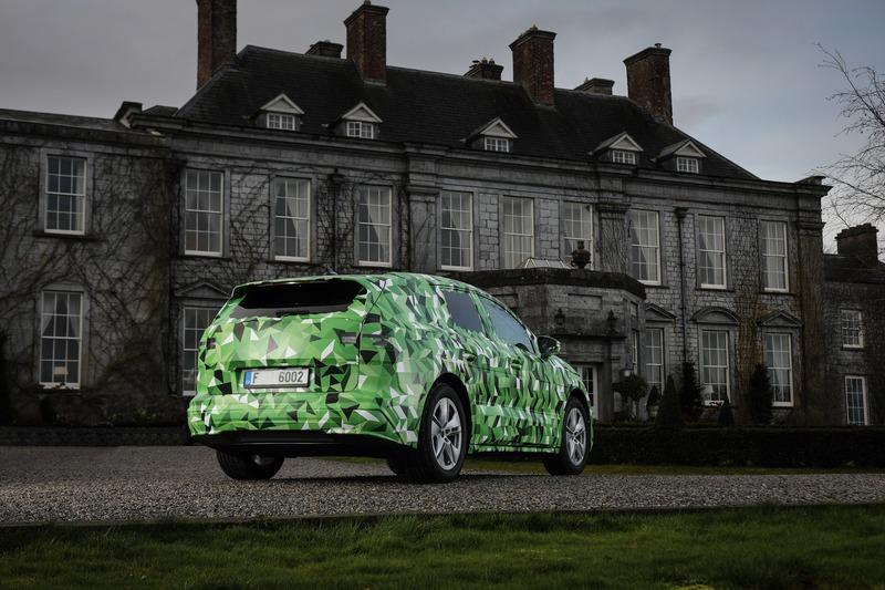 Skoda Officially Teases Its Electric SUV Called Enyaq Exterior - image 902995