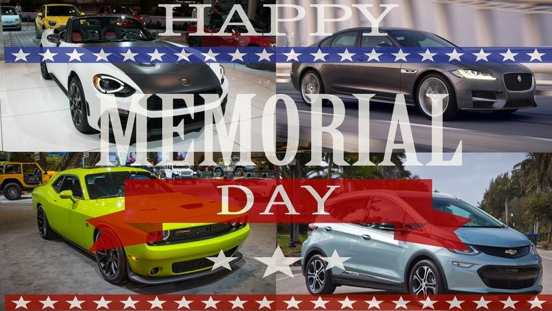 Sports Cars and Sedans Get Huge Incentives for Memorial Day 2020