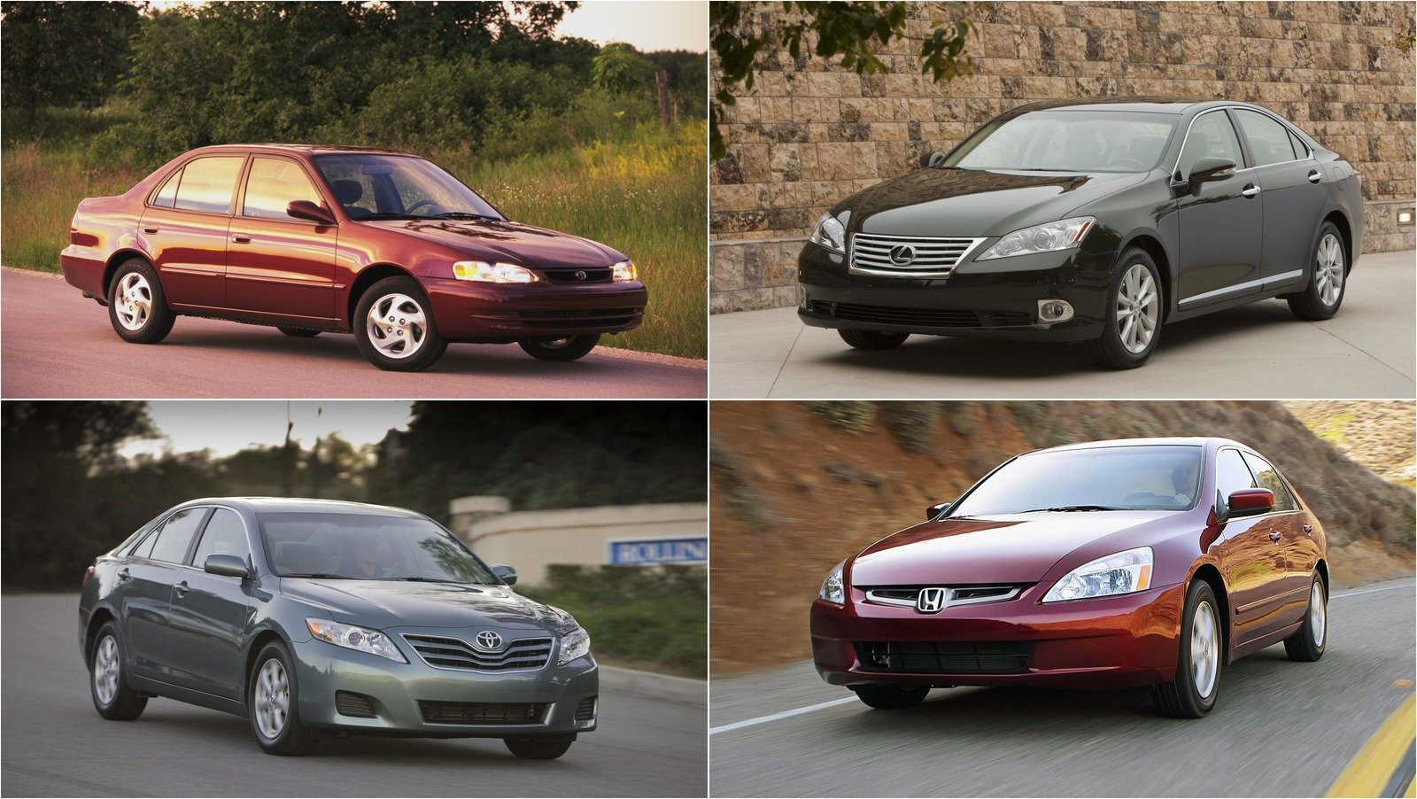 The 10 Most Reliable Cars Ever Made