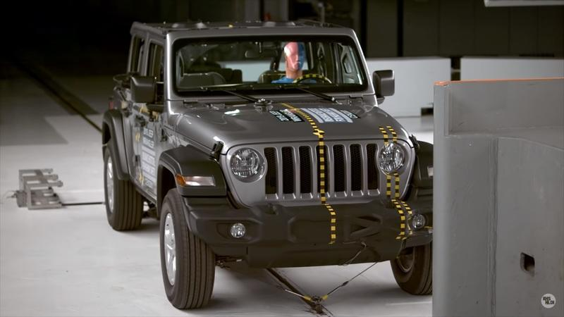 The 2019 Jeep Wrangler JL Could Be Considered a Rollover Hazard