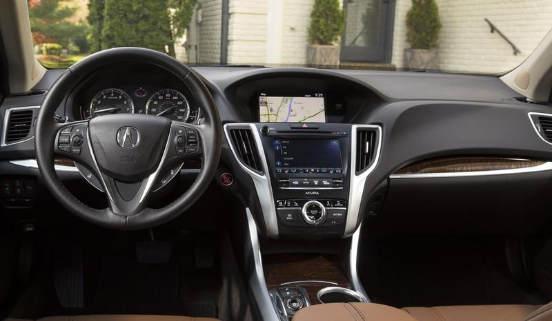 the 2021 acura tlx is a luxury sports sedan that bmw and