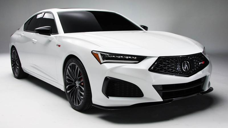 Is Acura's Plan for a New Compact Type S Sedan a Hint That The Integra Name Could Make a Comeback? Exterior - image 909084