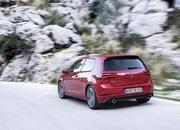 The 2021 Volkswagen Golf GTI is Faster On the Track Than the MK7 Golf GTI Performance - image 906675