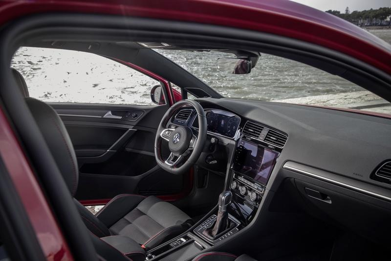 The 2021 Volkswagen Golf GTI is Faster On the Track Than the MK7 Golf GTI Performance Exterior - image 906685