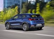 The 2021 BMW X2 Goes Hybrid With 35 Miles of EV Range, But There Is a Trade-Off - image 908754