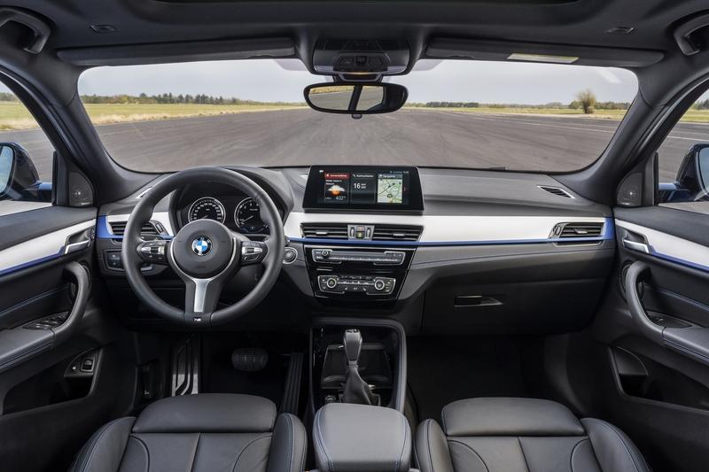 The 2021 BMW X2 Goes Hybrid With 35 Miles of EV Range, But There Is a Trade-Off Interior - image 908758