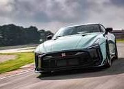 The First $1 Million Nissan GT-R50 Arrives With a Completely New Look - image 907494