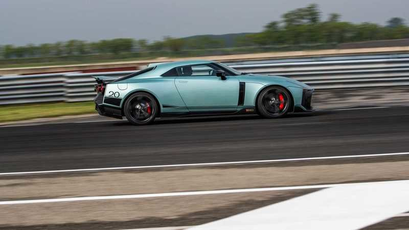 The First $1 Million Nissan GT-R50 Arrives With a Completely New Look
