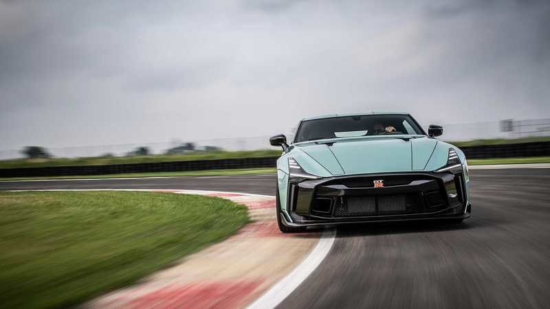 The Current Nissan GT-R's Final Breath Will Be Though the GT-R50's 710-Horsepower Engine
