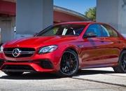 The new Mercedes-AMG E53 Coupe looks just as hot as the E63 - image 908821