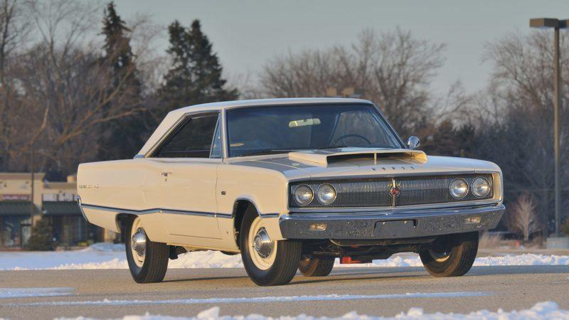 The Rarest American Muscle Cars in Existence - image 908997