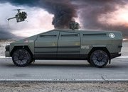 The Tesla Cybertruck Would Make a Pretty Awesome Armored Truck - image 902991