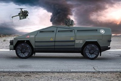 The Tesla Cybertruck Would Make a Pretty Awesome Armored Truck