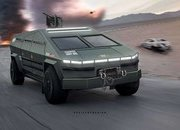 The Tesla Cybertruck Would Make a Pretty Awesome Armored Truck - image 902982