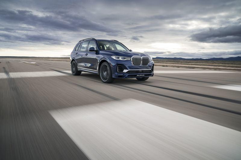 There Won't Be a BMW X7 M Because the Alpina XB7 Would Be Better Anyway