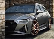 2020 Audi RS6 Avant by Wheels and More - The 1,000-Horsepower Beast You Really Want - image 905948