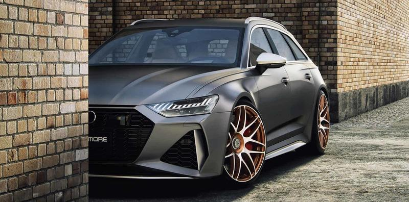 2020 Audi RS6 Avant by Wheels and More - The 1,000-Horsepower Beast You Really Want