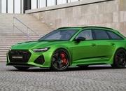 2020 Audi RS6 Avant by Wheels and More - The 1,000-Horsepower Beast You Really Want - image 905952