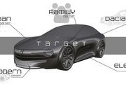 This Dacia Sentry Rendering Envisions An Unlikely Porsche Taycan Fighter - image 907872