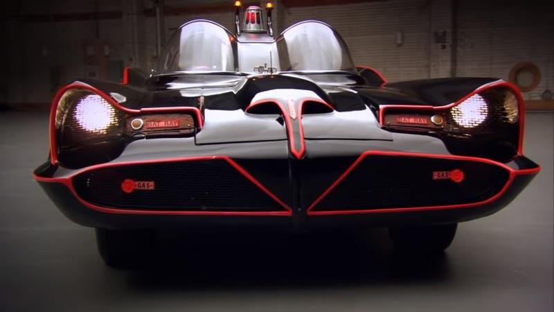 This Documentary Will Teach You Everything You Need to Know About the Batmobile - image 907770