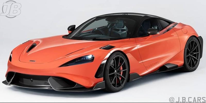 This Front-Engined McLaren 765LT Makes the Ferrari 812 Superfast Feel Sad