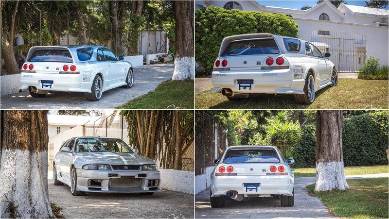This One-Off Nissan Skyline GT-R R33 Wagon Is Uniquely Attractive and Confusing at the Same Time