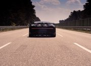 Watch In Amazement as the Bugatti Chiron Peaks At 261 MPH - image 899669