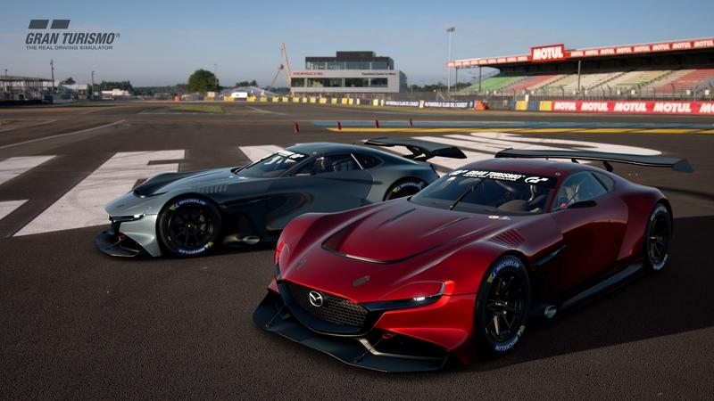 We Demand That This Mazda RX-Vision GT3 Concept Comes To Life - image 907618