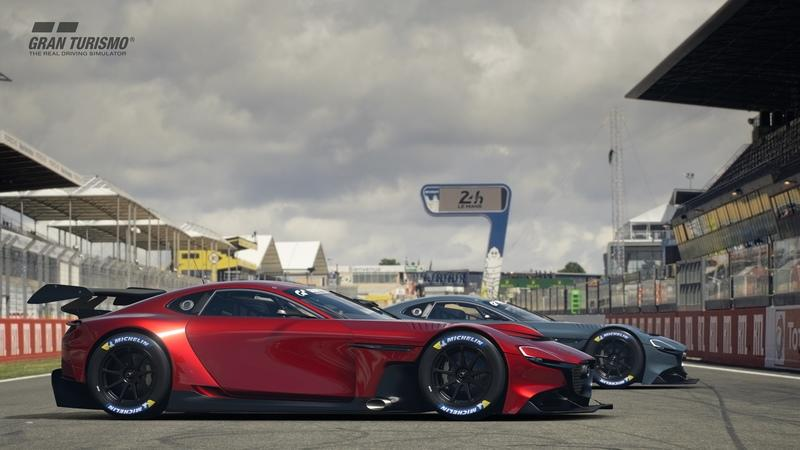 We Demand That This Mazda RX-Vision GT3 Concept Comes To Life