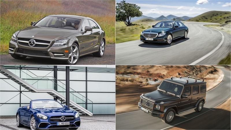 What Are the Best Mercedes-Benz Models of the Decade?