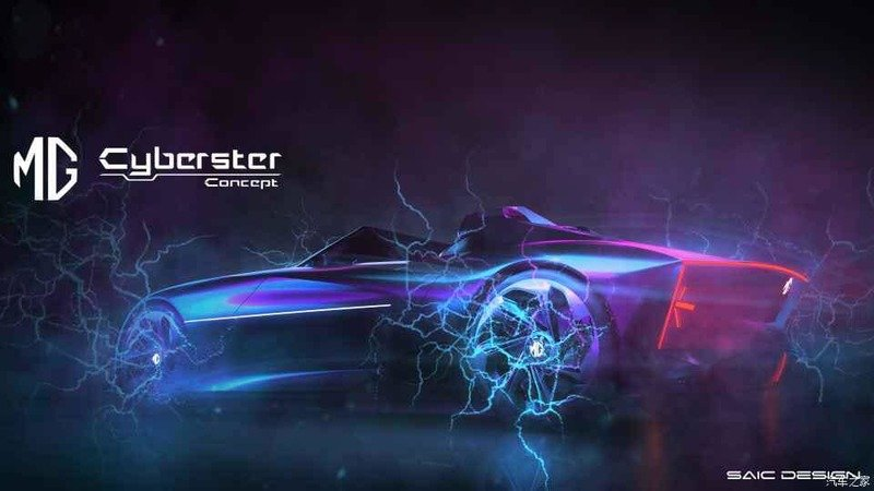 What Is MG Hinting At With This Cyberster Concept Rendering? - image 905759