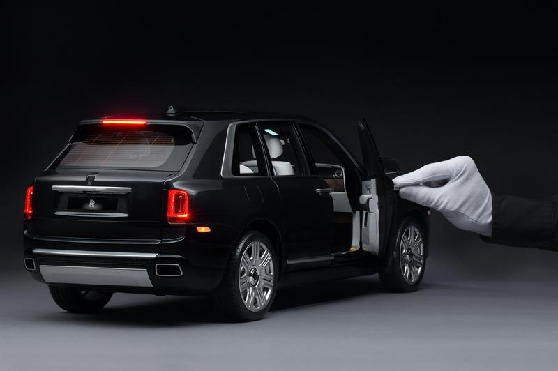 The Detail of This Rolls-Royce Cullinan Scale Model Will Blow Your Mind As Will The Price