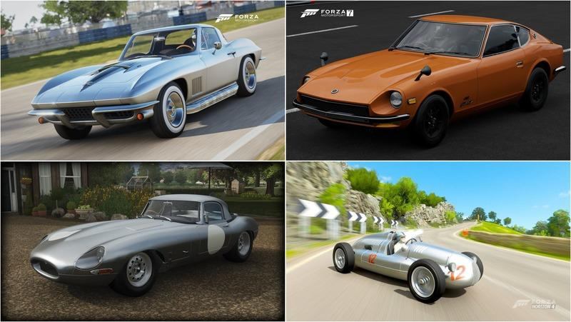 10 Classic Cars You Should Own In Forza Horizon 4