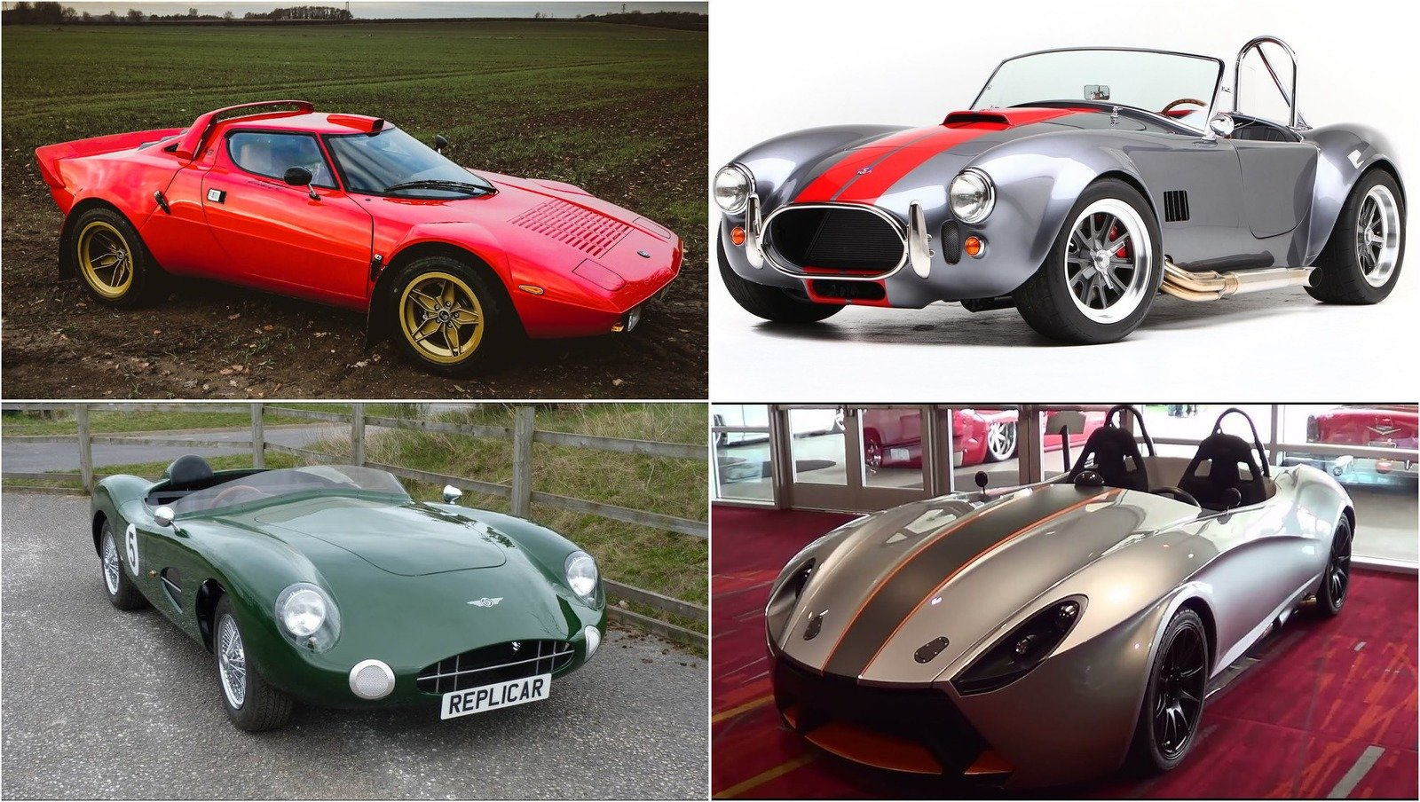 10 Kit Cars That You Ll Want To Build Right Now