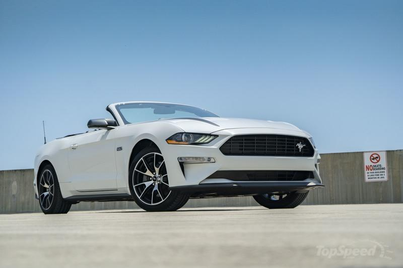 2020 Ford Mustang Four-Cylinder - Driven