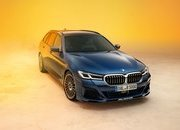 The 2021 Alpina B5 is the BMW M5 Wagon you always wanted - image 912162