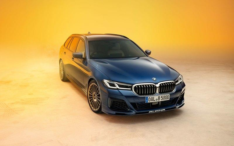 The 2021 Alpina B5 is the BMW M5 Wagon you always wanted Exterior - image 912162