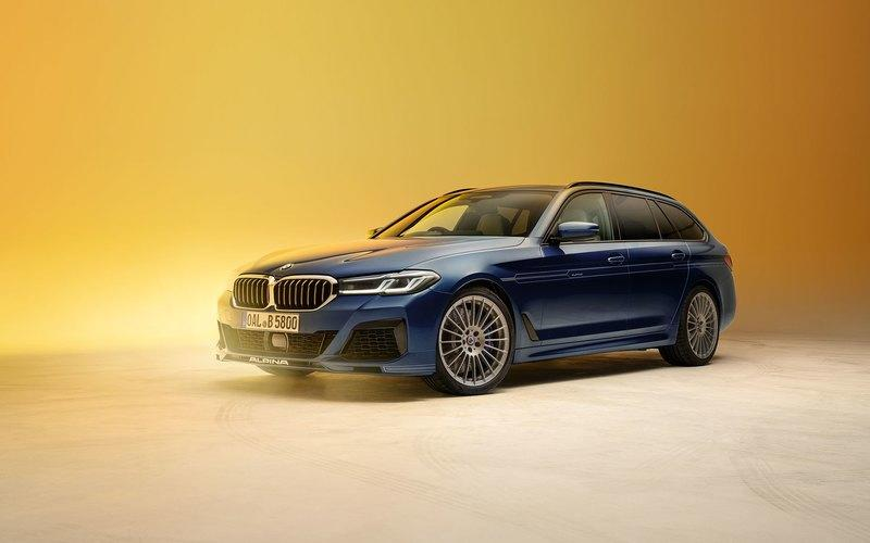 The 2021 Alpina B5 is the BMW M5 Wagon you always wanted Exterior - image 912170