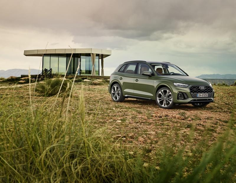 The Audi RS Q5 Could Finally Come to Take on the BMW BMW X4 M and AMG GLC 63 - image 915813
