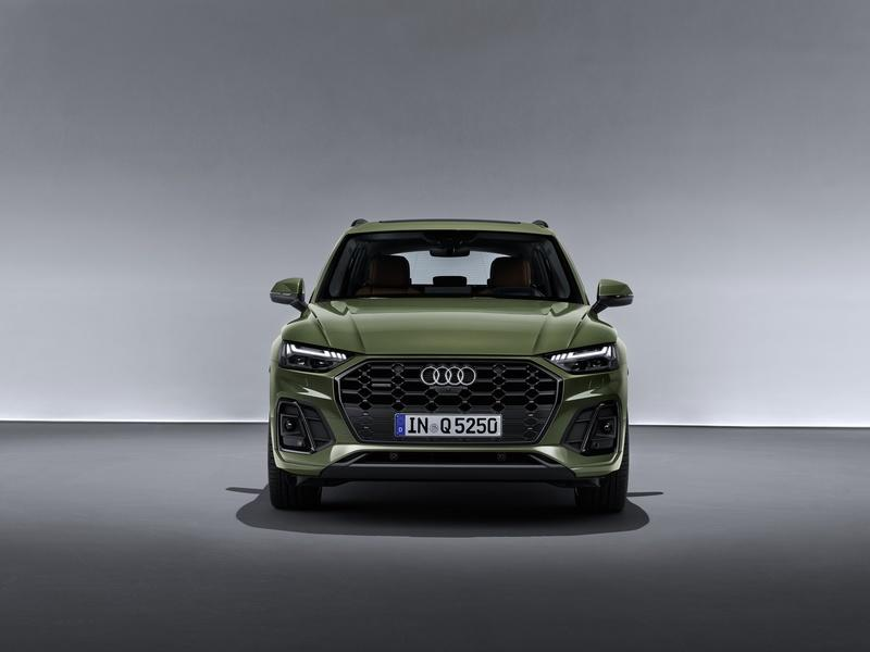 The Audi RS Q5 Could Finally Come to Take on the BMW BMW X4 M and AMG GLC 63