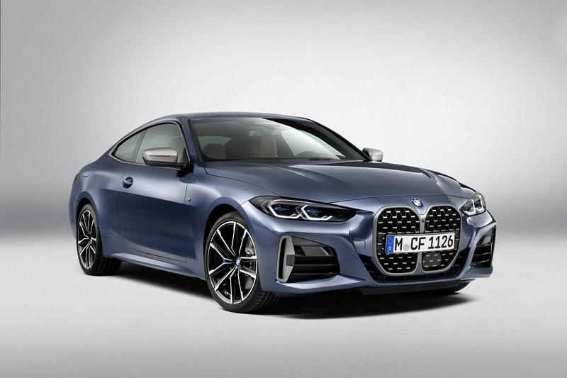 BMW's Big, Controversial Grille Will End Up Being a 4 Series Exclusive Exterior - image 909431