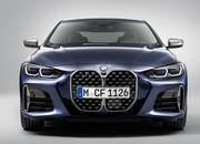 BMW's Big, Controversial Grille Will End Up Being a 4 Series Exclusive - image 909434