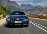 BMW's Big, Controversial Grille Will End Up Being a 4 Series Exclusive - image 909453