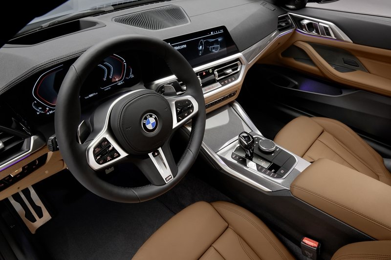 2021 BMW 4 Series Coupe Powertrain and Performance Explained Interior - image 909341